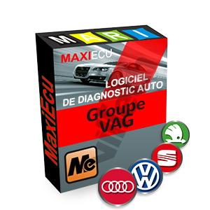 maxiecu 2 vag pack logiciel de diagnostic interface mpm com. Black Bedroom Furniture Sets. Home Design Ideas