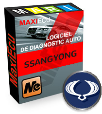 maxiecu 2 ssangyong pack logiciel de diagnostic interface mpm com. Black Bedroom Furniture Sets. Home Design Ideas